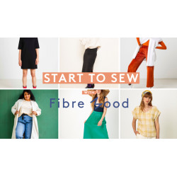 Start to sew Ebook (French...