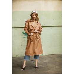 Martha Trench-coat PDF