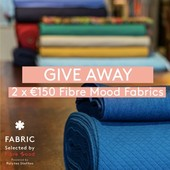We have a big surprise for you! To celebrate our brand new fabric collection that came with Fibre Mood 13, we give away 2 packages of €150 worth of Fibre Mood Fabrics! ⠀⠀⠀⠀⠀⠀⠀⠀ ⠀⠀⠀⠀⠀⠀⠀⠀⠀ This is what you need to do:⠀⠀⠀⠀⠀⠀⠀⠀⠀ ⠀⠀⠀⠀⠀⠀⠀⠀⠀ 1. Follow our page and like this post.⠀⠀⠀⠀⠀⠀⠀⠀⠀⠀ 2. Tell us why you need to win the fabric in our comments. ⠀⠀⠀⠀⠀⠀⠀⠀⠀ 3. Share this post in your stories.⠀⠀⠀⠀⠀⠀⠀⠀⠀ ⠀⠀⠀⠀⠀⠀⠀⠀⠀ Good luck, we'll announce the 2 winners on Monday 🍀⠀⠀⠀⠀⠀⠀⠀⠀⠀ ⠀⠀⠀⠀⠀⠀⠀⠀⠀ #FibremoodFabrics #PolytexStoffen #SpringSummer21 #Fibremood #FibremoodMagazine #SewingMagazine #Patternmagazine #Sew #Sewista #Welovesewing #Instasewing #Sewersofinstagram #Sewcialist #DIY #Couture #MakersGonnaMake #DIYWardrobe #MeMade #MeMadeEveryday #DIYFashion #ILoveSewing #MakeItWewcial #Sewist #MillennialSewing #Sewing #SewistsOfInstagram #JeCouds #JePorteCeQueJeCouds