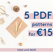 We have a surprise for you! A late new-years-gift! We celebrate the first month of the year with 5 PDF patterns of your choice for € 15. 🤩⠀⠀⠀⠀⠀⠀⠀⠀⠀ The discount will be added automatically to your basket once you add 5 PDF patterns. So choose your favourites and you're ready to go! 🎁⠀⠀⠀⠀⠀⠀⠀⠀⠀ ⠀⠀⠀⠀⠀⠀⠀⠀⠀ This promotion runs from today 13/01/2021 until Sunday 24/01/2021. ⠀⠀⠀⠀⠀⠀⠀⠀⠀ ⠀⠀⠀⠀⠀⠀⠀⠀⠀ #fibremood #fibremoodmagazine #sewingmagazine #patternmagazine #sew #sewista #welovesewing #instasew #instasewing #sewersofinstagram #sewcialist #diy #couture #makersgonnamake #diywardrobe #memade #memadeeveryday #diyfashion #ilovesewing #makeitsewcial #sewist #millennialsewing #sewing #sewistsofinstagram #jecouds #jeportecequejecouds