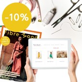 Are you always on the lookout for new inspiration for your sewing projects? Would you be tempted to take out one of our subscription plans for just that reason? Well, we've got a fantastic surprise in store for you: a 10% discount on all our subscriptions!⠀⠀⠀⠀⠀⠀⠀⠀⠀ ⠀⠀⠀⠀⠀⠀⠀⠀⠀ The promotion runs from October 7 2020 through October 11 2020. The discount is automatically applied at checkout.⠀⠀⠀⠀⠀⠀⠀⠀⠀ ⠀⠀⠀⠀⠀⠀⠀⠀⠀ Click the link in bio to choose your favourite subscription plan.⠀⠀⠀⠀⠀⠀⠀⠀⠀ ⠀⠀⠀⠀⠀⠀⠀⠀⠀ #fibremood #fibremoodmagazine #sewingmagazine #patternmagazine #sew #sewista #welovesewing #instasew #instasewing #sewersofinstagram #sewcialist #diy #couture #makersgonnamake #diywardrobe #memade #memadeeveryday #diyfashion #ilovesewing #makeitsewcial #sewist #millennialsewing #sewing #sewistsofinstagram #jecouds #jeportecequejecouds