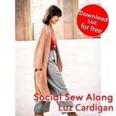 Are you ready for next weeks social sewalong? ⠀⠀⠀⠀⠀⠀⠀⠀⠀ ⠀⠀⠀⠀⠀⠀⠀⠀⠀ It's a preview pattern from #fibremood12: the Luz cardigan! The sewalong starts next week, read down below to find out when it will take place in your language. Since lockdown is back, we decided to offer the PDF pattern for each new Social Sew Along for free. So you can download this pattern for free now, using the code SocialLuz ⠀⠀⠀⠀⠀⠀⠀⠀⠀ You can go directly to the shop clicking the link in bio.⠀⠀⠀⠀⠀⠀⠀⠀⠀ ⠀⠀⠀⠀⠀⠀⠀⠀⠀ - Monday 23/11 at 19:30: Spanish version⠀⠀⠀⠀⠀⠀⠀⠀⠀⠀⠀ - Tuesday 24/11 at 20:30: German version⠀⠀⠀⠀⠀⠀⠀⠀⠀ - Wednesday 25/11 at 20:30: French version⠀⠀⠀⠀⠀⠀⠀⠀⠀ - Thursday 26/11 at 20:30: Dutch version⠀⠀⠀⠀⠀⠀⠀⠀⠀ - Friday 27/11 at 20:30 CET: English version⠀⠀⠀⠀⠀⠀⠀⠀⠀ ⠀⠀⠀⠀⠀⠀⠀⠀⠀ Can't make it to the IG live? Don't worry! You can always rewatch it on Instagram TV⠀⠀⠀⠀⠀⠀⠀⠀⠀ ⠀⠀⠀⠀⠀⠀⠀⠀⠀ #fibremood #fibremoodmagazine #sewingmagazine #patternmagazine #sew #sewista #welovesewing #instasew #instasewing #sewersofinstagram #sewcialist #diy #couture #makersgonnamake #diywardrobe #memade #memadeeveryday #diyfashion #ilovesewing #makeitsewcial #sewist #millennialsewing #sewing #sewistsofinstagram #jecouds #jeportecequejecouds #fibremoodluz
