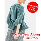 Are you ready for this month's social sewalong? ✂️ With your favourite instructors for a wardrobe staple, the Paris top! We are dropping a brand new pattern, as a preview for the new Fibre Mood magazine! The sewalong starts next week, read down below to find out when it will take place in your language. You can download this pattern now until 27 September at a bargain price with the code SocialParis. ⠀⠀⠀⠀⠀⠀⠀⠀⠀ ⠀⠀⠀⠀⠀⠀⠀⠀⠀ - Monday 21/09 at 20:30: Spanish version⠀⠀⠀⠀⠀⠀⠀⠀⠀ - Tuesday 22/09 at 20:30: German version⠀⠀⠀⠀⠀⠀⠀⠀⠀ - Wednesday 23/09 at 20:30: French version⠀⠀⠀⠀⠀⠀⠀⠀⠀ - Thursday 24/09 at 20:30: Dutch version⠀⠀⠀⠀⠀⠀⠀⠀⠀ - Friday 25/09 at 20:30: English version⠀⠀⠀⠀⠀⠀⠀⠀⠀ Can't make it to the IG live? Don't worry! You can always rewatch in on Instagram TV or fibremood.com⠀⠀⠀⠀⠀⠀⠀⠀⠀ ⠀⠀⠀⠀⠀⠀⠀⠀⠀ Click the link in bio for more details.⠀⠀⠀⠀⠀⠀⠀⠀⠀ ⠀⠀⠀⠀⠀⠀⠀⠀⠀ #Fibremoodparis Fibre Mood 11⠀⠀⠀⠀⠀⠀⠀⠀⠀ ⠀⠀⠀⠀⠀⠀⠀⠀⠀ #fibremood #fibremoodmagazine #sewingmagazine #patternmagazine #sew #sewista #welovesewing #instasew #instasewing #sewersofinstagram #sewcialist #diy #couture #makersgonnamake #diywardrobe #memade #memadeeveryday #diyfashion #ilovesewing #makeitsewcial #sewist #millennialsewing #sewing #sewistsofinstagram #jecouds #jeportecequejecouds #fibremoodparis