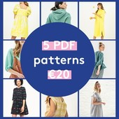 HERE TO STAY: 5 x PDF = 20 = YAY! ⠀⠀⠀⠀⠀⠀⠀⠀⠀ ⠀⠀⠀⠀⠀⠀⠀⠀⠀ Your enthusiasm to order 5 PDF patterns at once made us think: what if we just ALWAYS give a discount to our dearest Sewistas? That's why from now on you only pay €20 for 5 PDF patterns. The discount is automatically deducted at checkout. All you have to do is add five (or more) PDF patterns to your basket and you're good to go! ⠀⠀⠀⠀⠀⠀⠀⠀⠀ ⠀⠀⠀⠀⠀⠀⠀⠀⠀ You can click the link in bio to go to our webshop.⠀⠀⠀⠀⠀⠀⠀⠀⠀ ⠀⠀⠀⠀⠀⠀⠀⠀⠀ #fibremood #fibremoodmagazine #sewingmagazine #patternmagazine #sew #sewista #welovesewing #instasew #instasewing #sewersofinstagram #sewcialist #diy #couture #makersgonnamake #diywardrobe #memade #memadeeveryday #diyfashion #ilovesewing #makeitsewcial #sewist #millennialsewing #sewing #sewistsofinstagram #jecouds #jeportecequejecouds